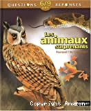 Les animaux suprenants