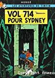 Les aventures de Tintin : Vol 714 pour Sydney.