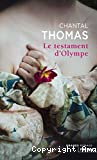 [Le]testament d'Olympe