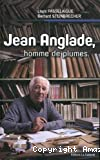 Jean Anglade, homme de plumes