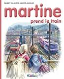 Martine prends le train