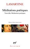 Méditations poétiques ; nouvelles méditations poétiques ; (suivies de) poésies diverses