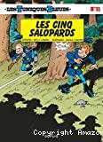 [Les]Cinq salopards